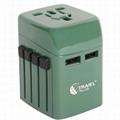 Longrich Cool Design Universal Worldwide Travel adapter MPC-N4 2