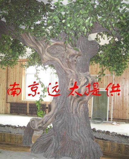 水泥仿真树 2