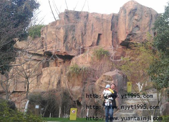 GRC假山 2