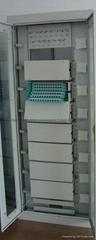 576芯光纜配線架