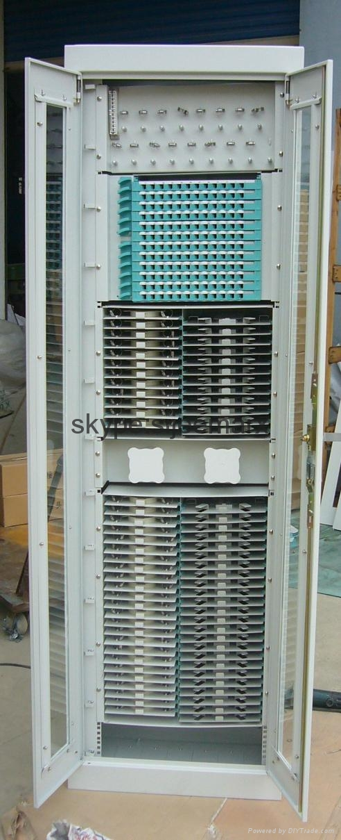 Fiber Optical Distribution Frame ODF  1