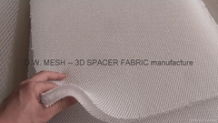 GLASSFIBER SPACER FABRIC ( 3D structure)