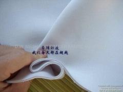 stretch air circulation spacer fabric four way stretch
