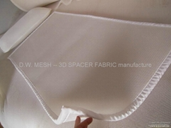 3D pads ( air circulation, cool, breathable)