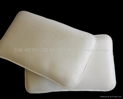 3D pillow ( only washable, air circulation,recovery)