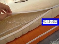 sandwich air mesh for mattress cover