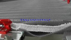 3D spacer air mesh fabric for mattress topper