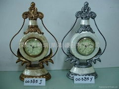 clock gift Furnishing articles