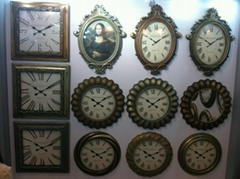 CLOCK,WALL CLOCK,WOODEN CLOCK,GLAS CLOCK