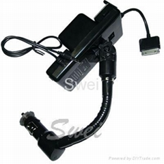 iphone 4G FM Handsfree Car Kit