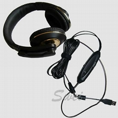 PS3 pro edge XT2 twin channel headset