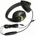 XBOX360 pro edge XT2 twin channel headset
