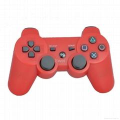 Anti-slip Wirelss Joypad Analog Contoller For PS3