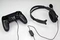PS4 mono earcup Headset