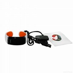 Bluetooth Bracelet Smart Watch /Time Display/AnswerCall/Vibration AntiLost/Music