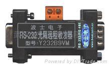 RS-232光隔遠程收發器