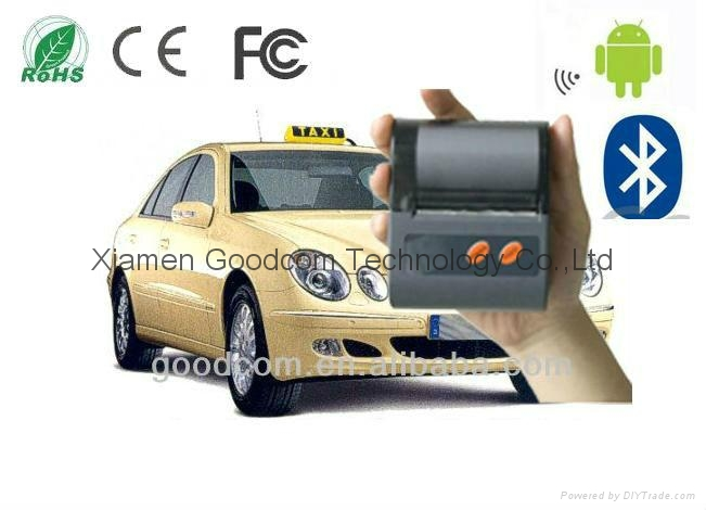 Low cost portable thermal printer supports Barcode for Andriod device *MTP58-LV* 1