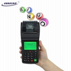 Handheld POS Thermal Printer Lottery Ticket Printing machine OEM ODM