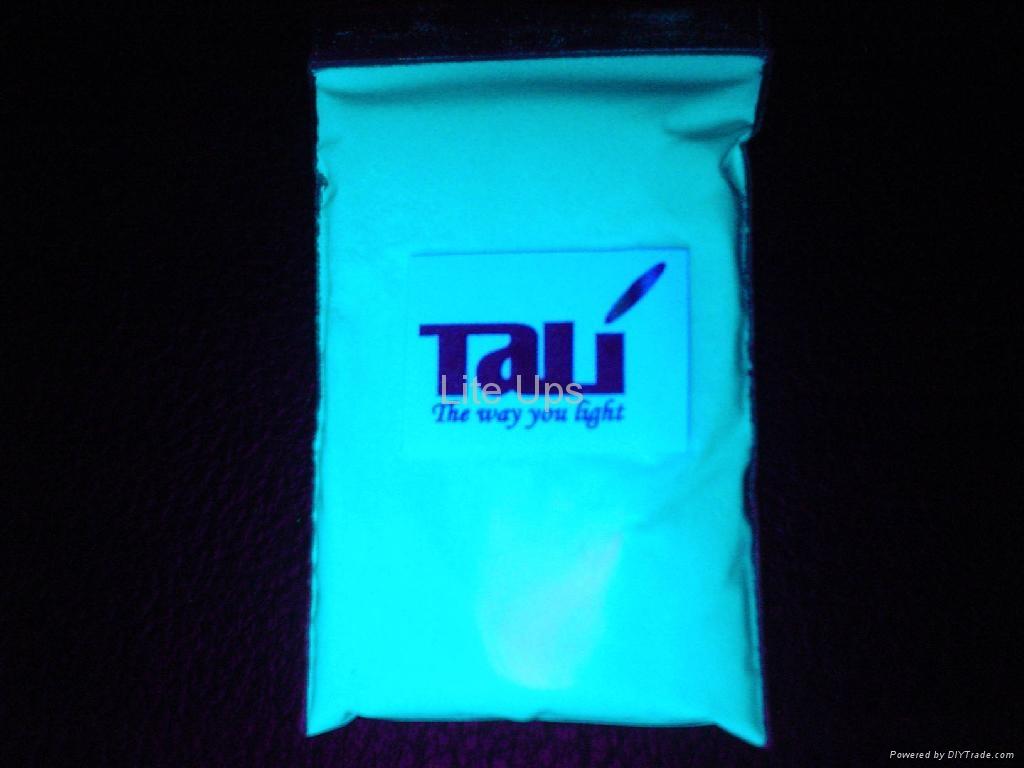 glow in the dark powder (BG) 1