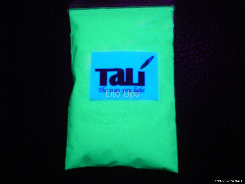 glow in the dark powder (YG) 1