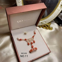 red coral /set #103