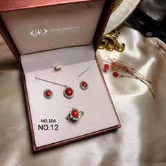 red coral /set #104