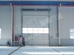 工業滑升門系列用門