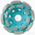 Grinding Cup Wheel - Double Row
