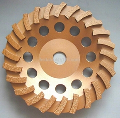 Diamond Cup Wheel -Turbo