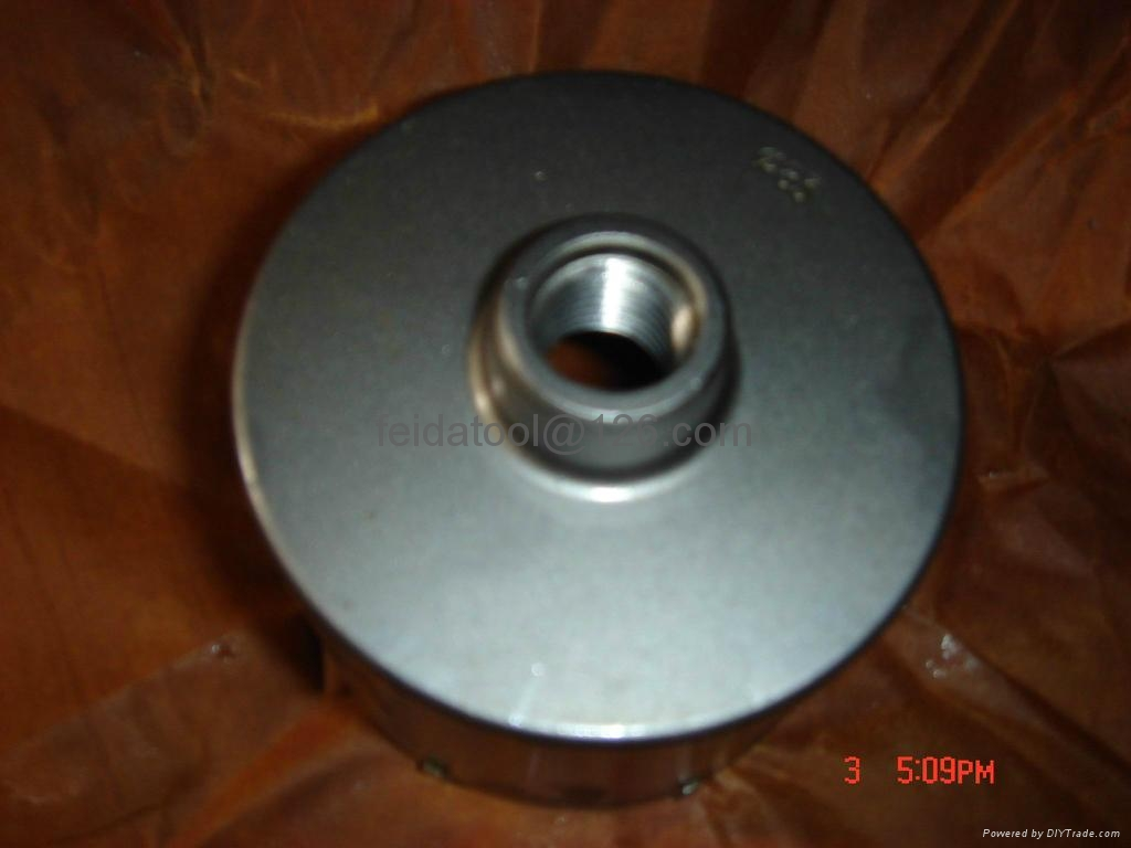 carbide hole saw