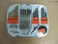 35 pcs combination drill bit set