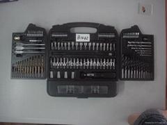 144 pcs drill set