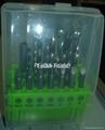 28pcs HSS drill set