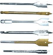 wood spade drills