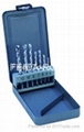7Pcs Masonry drills in Metal box