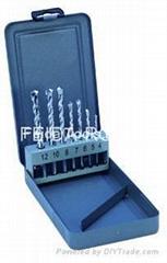7Pcs Masonry drills in Metal box