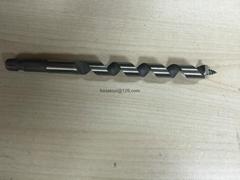HSS auger bits
