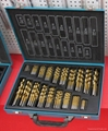 Tin coated drills