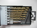19 PCS twist drill set  19