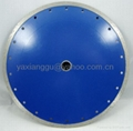 Continuous Rim Diamond Saw Blade