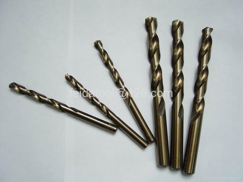 5% cobalt drill bits