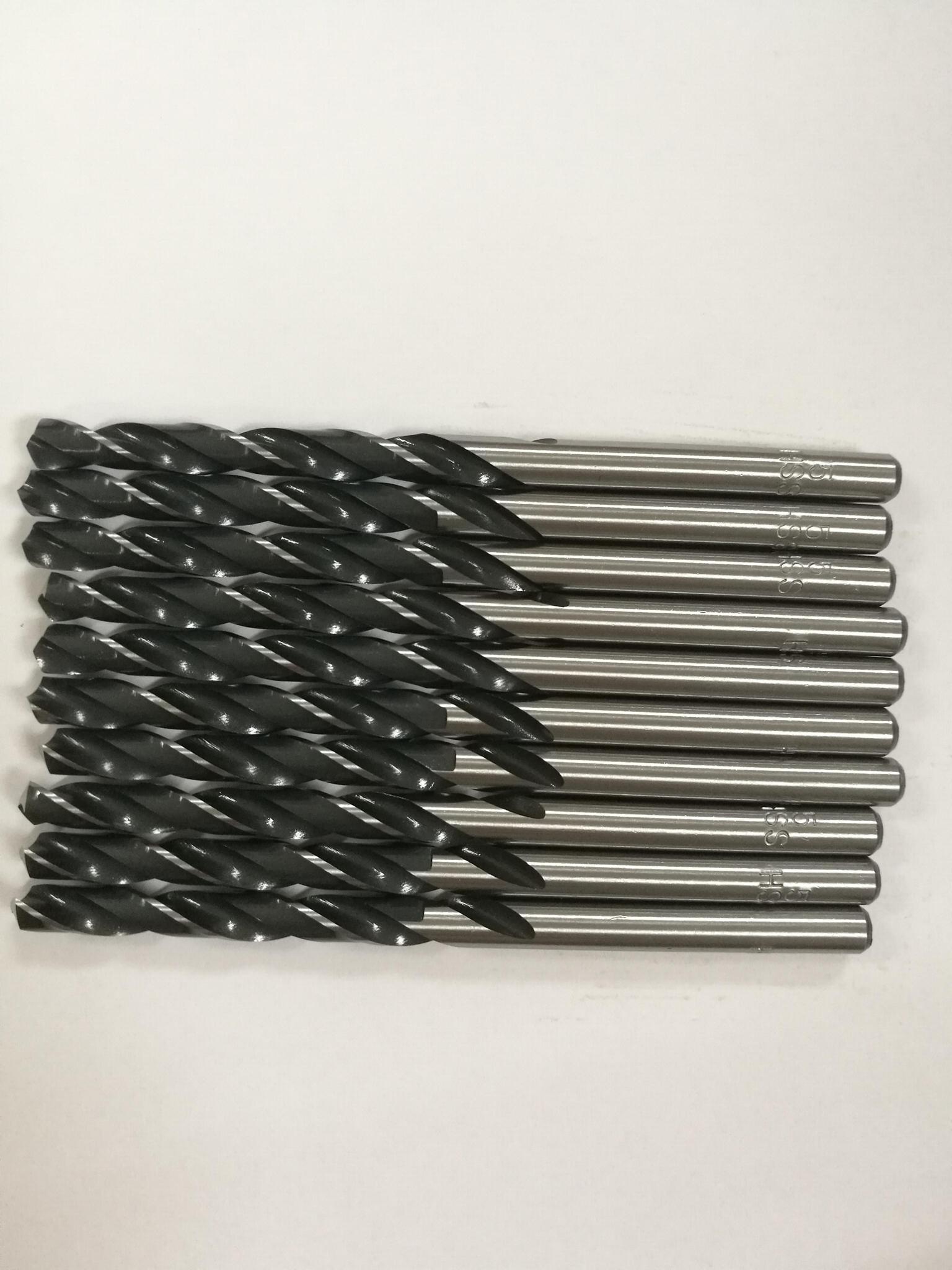 black drills