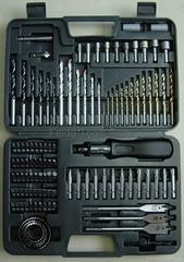111 pcs Combination Drill Bit Set