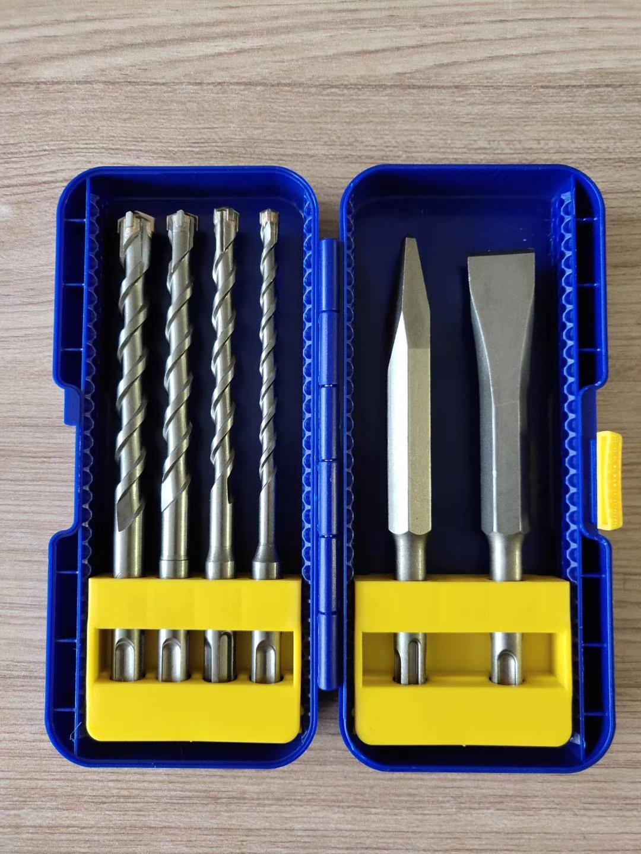 SDS plus drill bit set 1