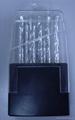 15pcs Masonry drill set in plastic box