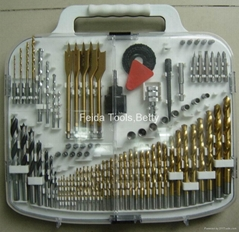 92 pcs Combination Drill Bit Set