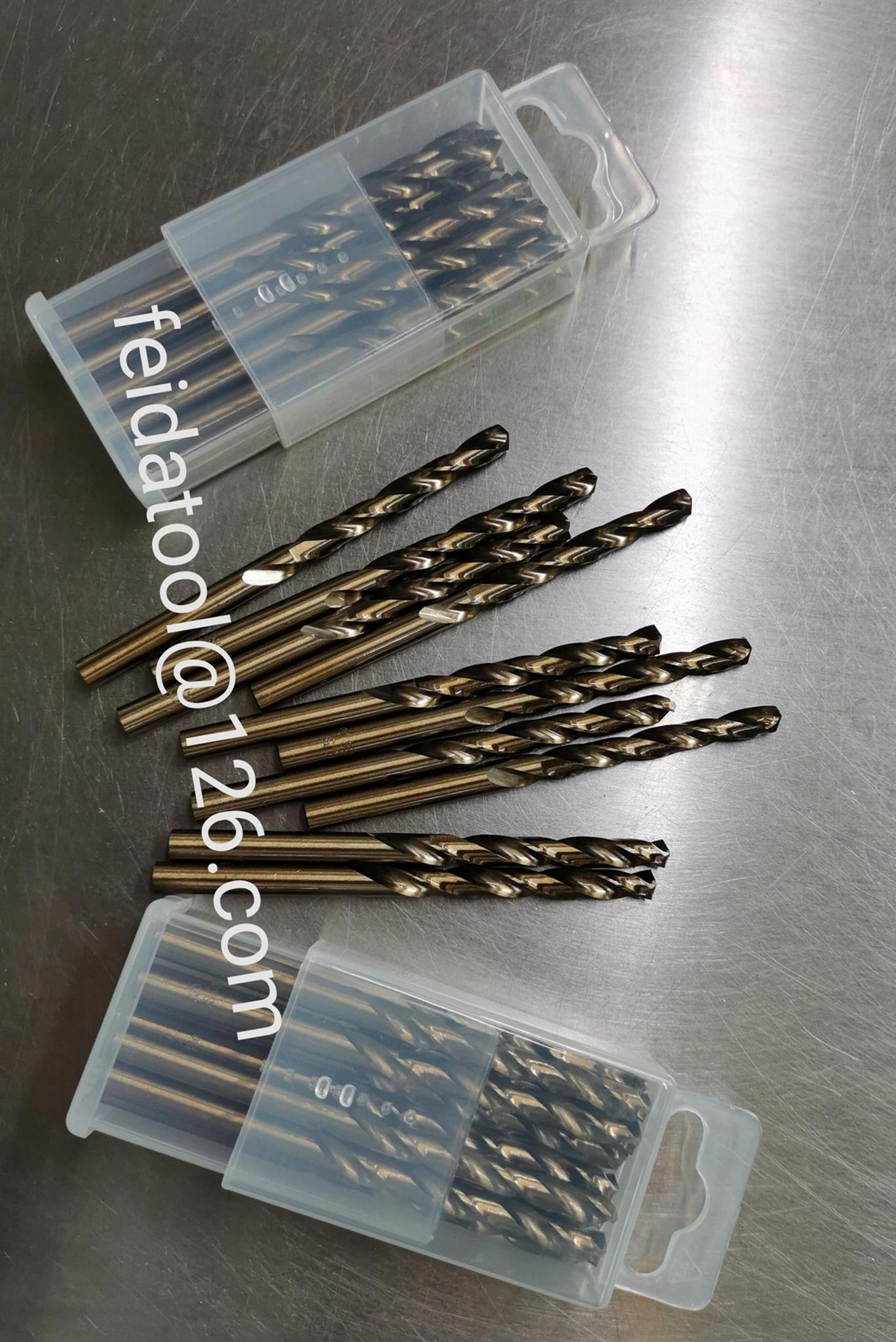 HSS Drill Bits of M35 Cobalt 5