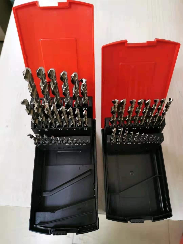 Titanium coated drills