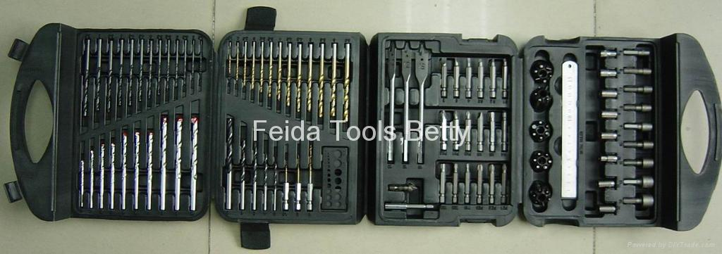 118 PCS COMBINATION DRILL SET 1
