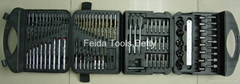 118 PCS COMBINATION DRILL SET